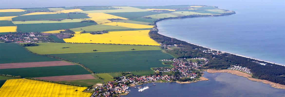 Hotels in Breege-Juliusruh auf Rügen